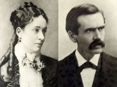 ANnie and Julius Trousdale